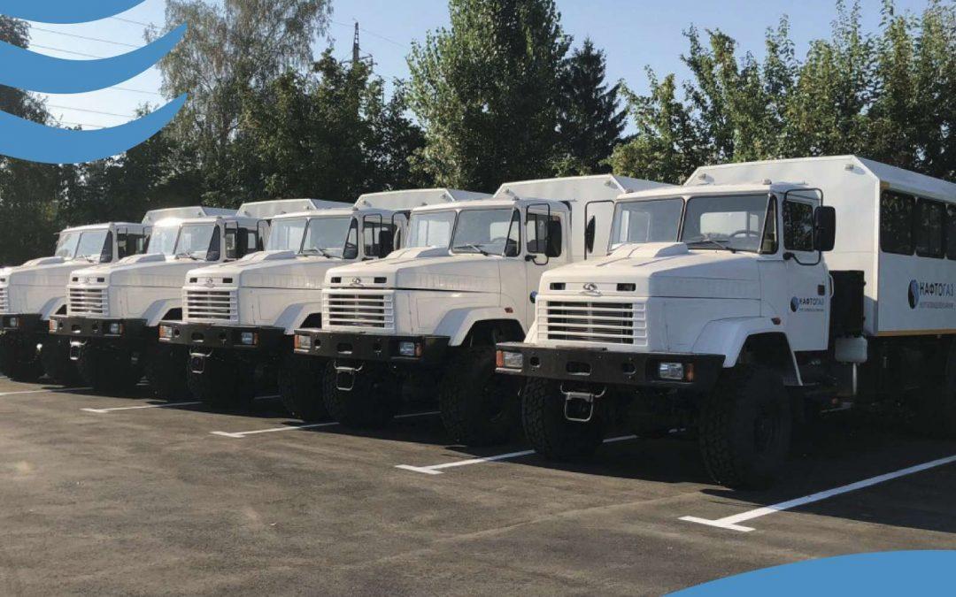 ФПВ-14224 на базі шасі КРАЗ-5233НЕ