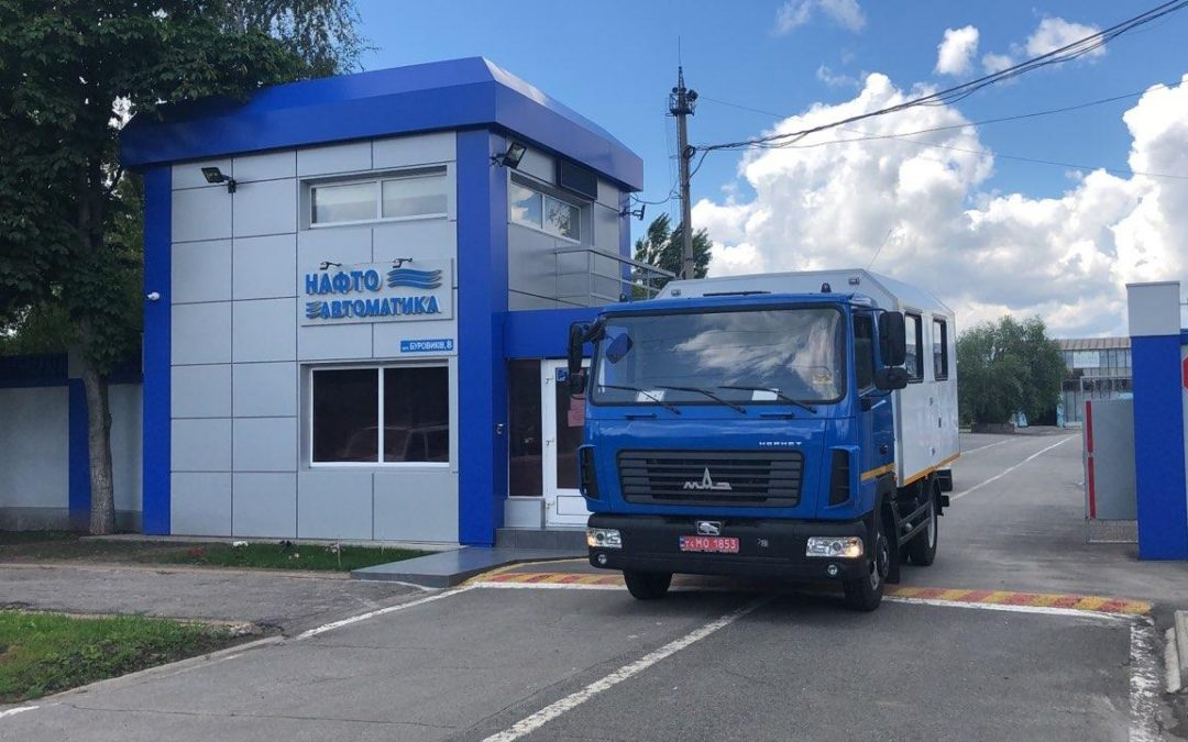 Аварійно-ремонтні машини (АРМ) на шасі МАЗ-437121