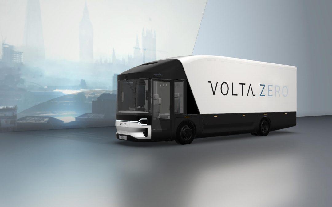Інноваційна електровантажівка Volta Zero з'явиться у 2021 році